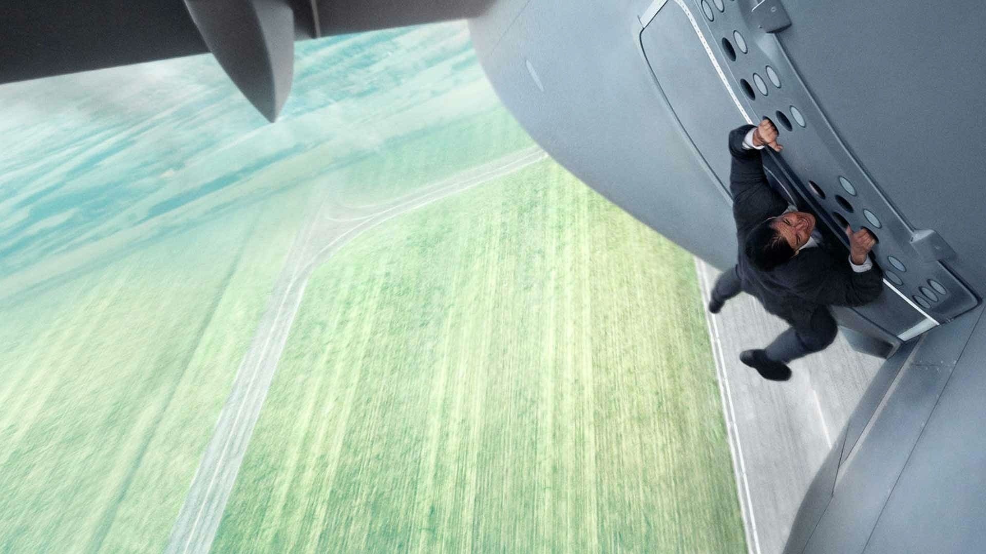 Movie Review: Mission Impossible - Rogue Nation · Student