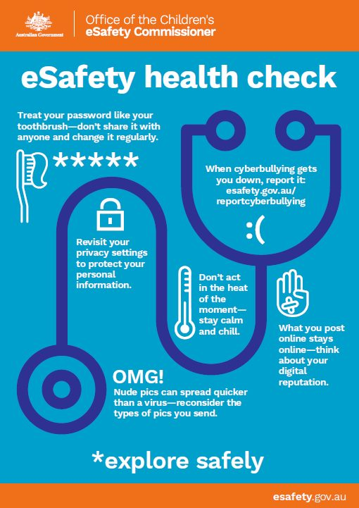 Its Safer Internet Day So Come Get Your ESafety Health Check